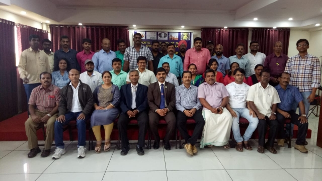 FIDE ARB Seminar in Thrissur Kerala India 4